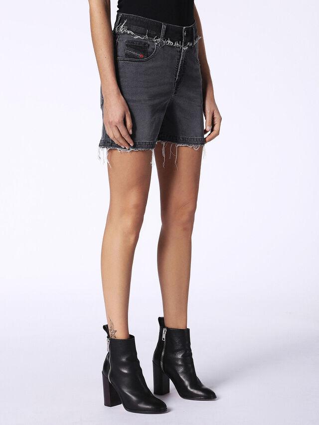 WIDEEN JOGGJEANS, Black Jeans