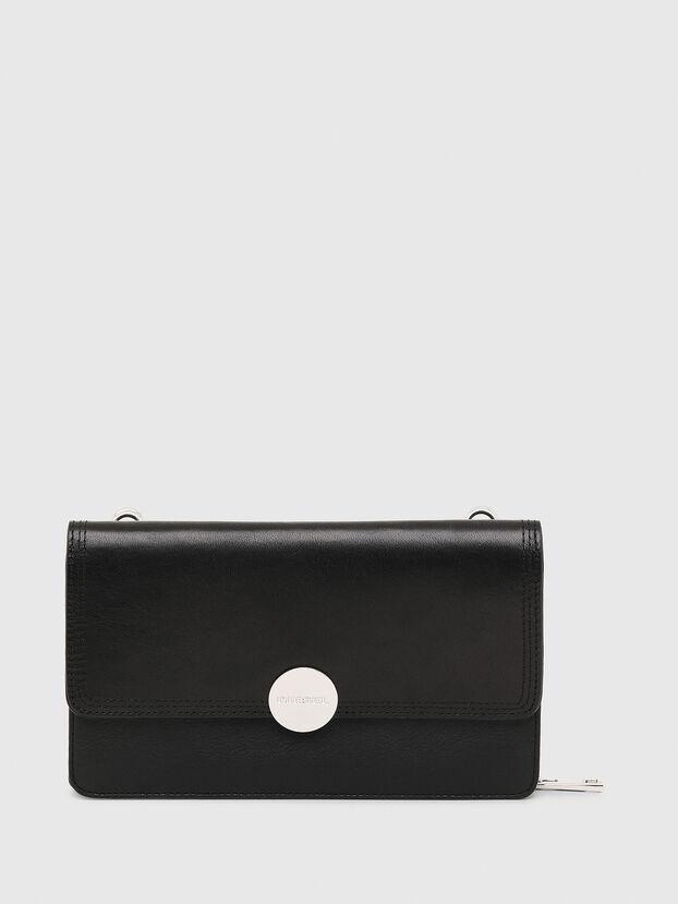 DUPLET LCLT, Black - Zip-Round Wallets