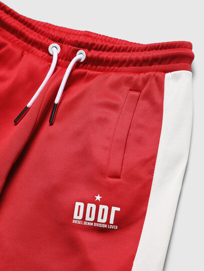 Diesel - PDMITRY, Red/White - Pants - Image 4