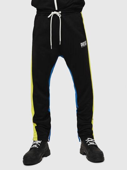Diesel - P-AKONY, Black - Pants - Image 1
