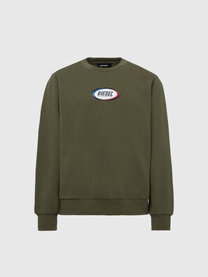 S-GIRK-N85, Military Green - Sweaters