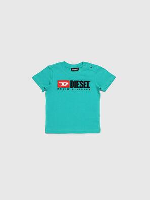 TJUSTDIVISIONB, Water Green - T-shirts and Tops