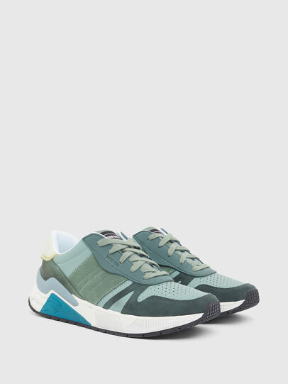 Diesel - S-BRENTHA FLOW, Water Green - Sneakers - Image 2