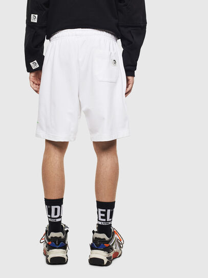 Diesel - P-BOXIER, White - Shorts - Image 2