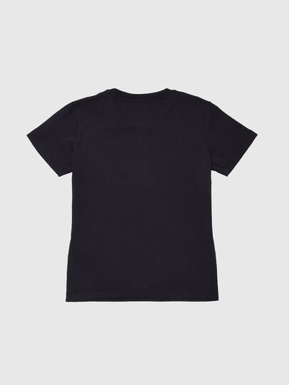 Diesel - TFOIL, Black - T-shirts and Tops - Image 2