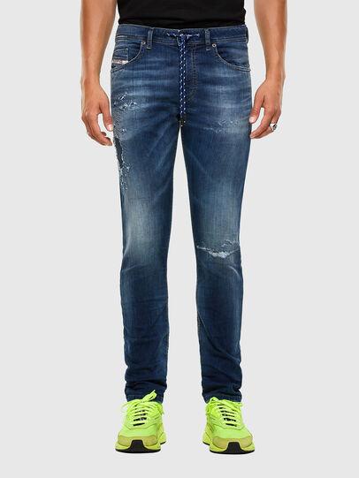 Diesel - Thommer JoggJeans® 069PL, Dark Blue - Jeans - Image 1