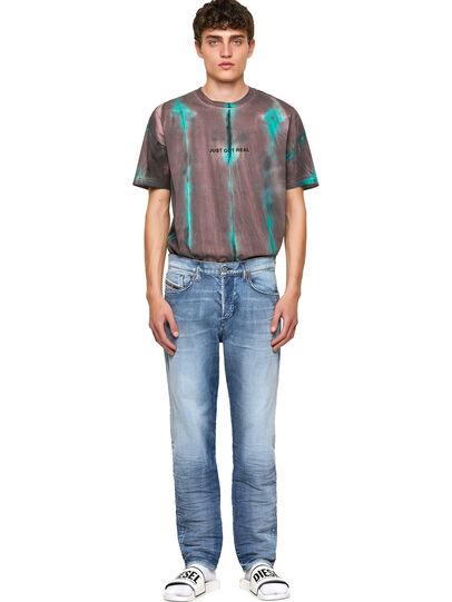 Diesel - D-Fining 009NS, Light Blue - Jeans - Image 5