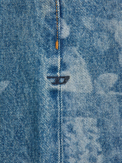 Diesel - D-Reggy 0079H, Medium blue - Jeans - Image 5