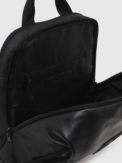 Diesel - D-SUBTORYAL BACK, Black - Backpacks - Image 7