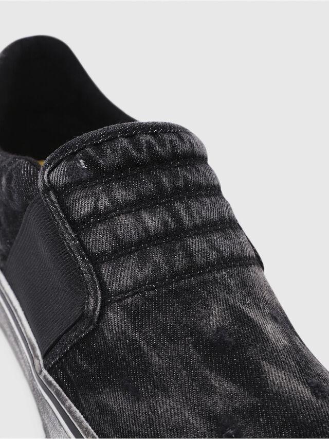 Diesel - S-FLIP ON, Black Jeans - Sneakers - Image 4