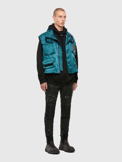 Diesel - D-Derrot JoggJeans® 069QY, Black/Dark grey - Jeans - Image 6