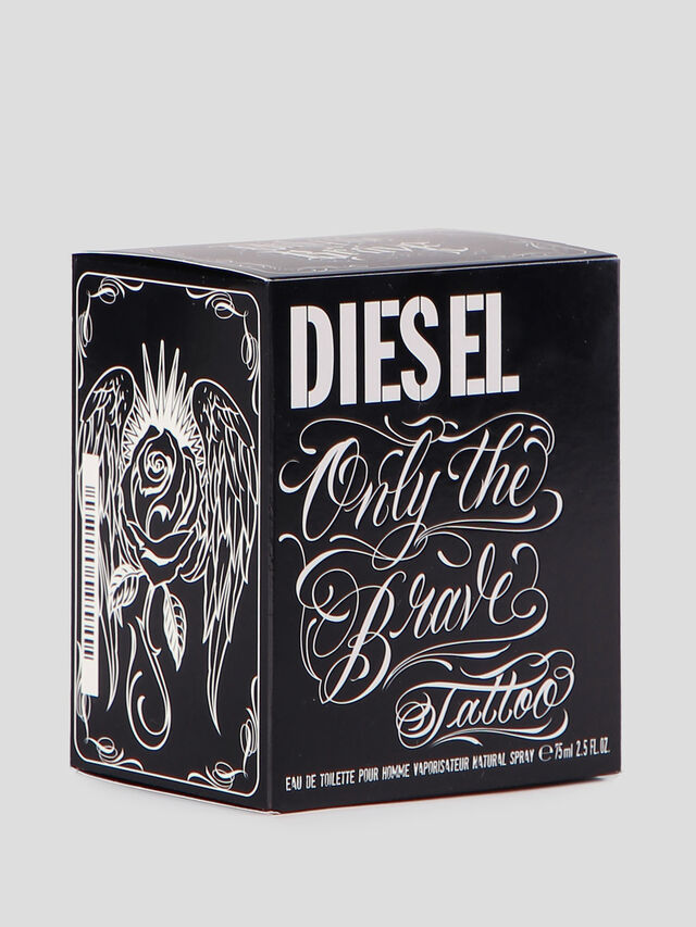 Diesel - ONLY THE BRAVE TATTOO 75ML, Generic - Only The Brave - Image 4