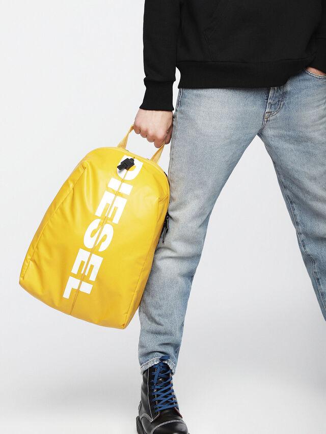 Diesel - F-BOLD BACK, Honey - Backpacks - Image 5