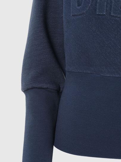 Diesel - UFLT-WILLAS-DW, Blue - Sweaters - Image 3