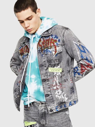 DXF-NHILL,  - Denim Jackets