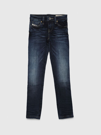 Diesel - SKINZEE-LOW-J-N, Medium blue - Jeans - Image 1