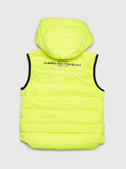 Diesel - JSUNREVSLESS, Yellow Fluo - Jackets - Image 2