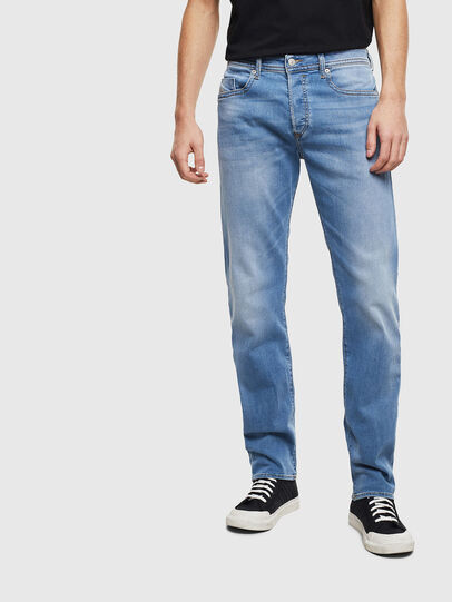 Diesel - Buster 069MN, Light Blue - Jeans - Image 1