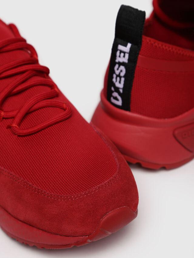 Diesel - S-KBY STRIPE, Red - Sneakers - Image 4