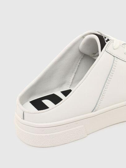 Diesel - S-CLEVER MULE W, White - Sneakers - Image 5