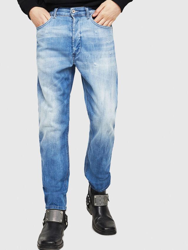 Diesel - D-Eetar 081AS, Light Blue - Jeans - Image 1