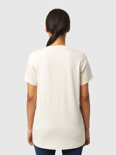 Diesel - T-LILLY-B1, White - T-Shirts - Image 2