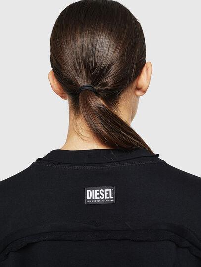 Diesel - F-LYANY-G, Black - Sweaters - Image 5