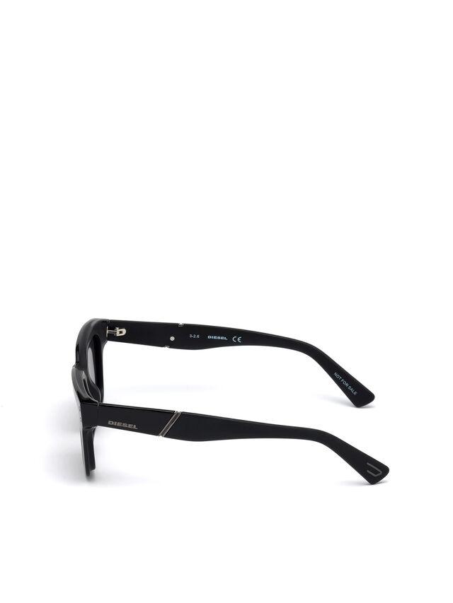 Diesel - DL0231, Black - Eyewear - Image 3