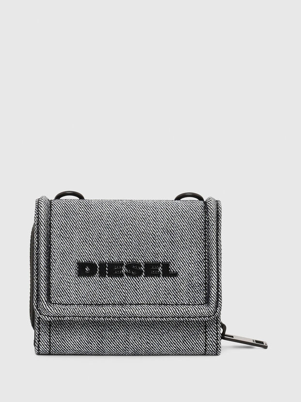 LORY, Grey - Small Wallets