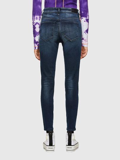 Diesel - Slandy High 009JH, Dark Blue - Jeans - Image 2