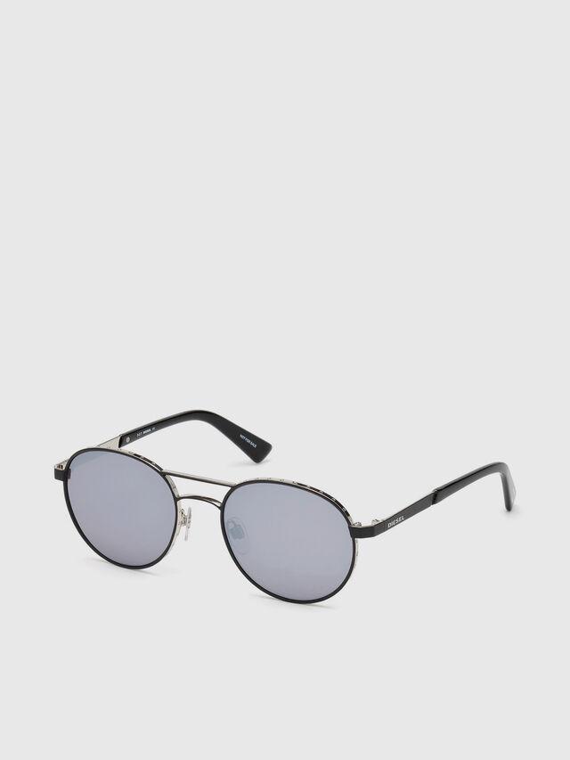 Diesel - DL0265, Black - Sunglasses - Image 2