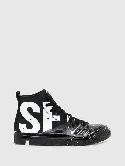 Diesel - S-ASTICO MC, Black/White - Sneakers - Image 1