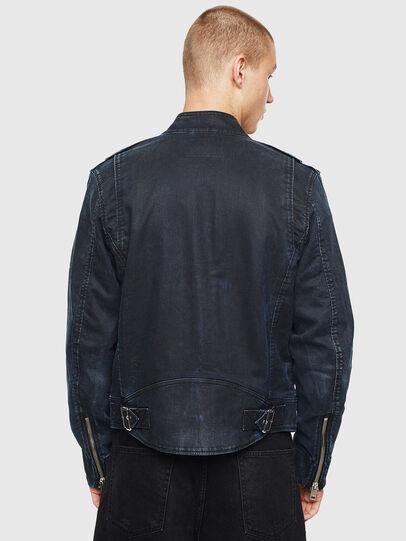 Diesel - D-JEI JOGGJEANS, Dark Blue - Denim Jackets - Image 2