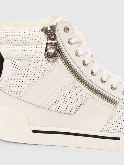 Diesel - S-DVELOWS MID CUT, White - Sneakers - Image 5