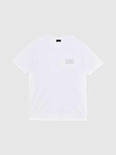 Diesel - UMLT-JAKE, White - Tops - Image 1