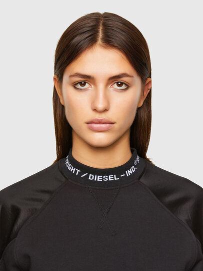 Diesel - F-TULIP, Black - Sweaters - Image 3