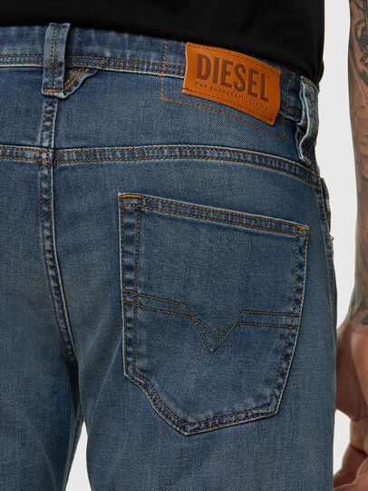 Diesel - Larkee 009EI, Medium blue - Jeans - Image 3