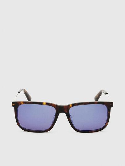 Diesel - DL0309, Brown - Sunglasses - Image 1