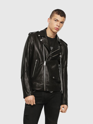 SE-LEANDRO,  - Leather jackets