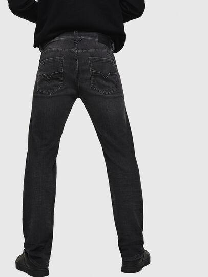 Diesel - Larkee 0687J, Black/Dark grey - Jeans - Image 2