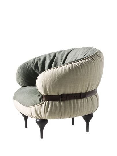 Diesel - CHUBBY CHIC - ARMCHAIR, Multicolor  - Furniture - Image 4