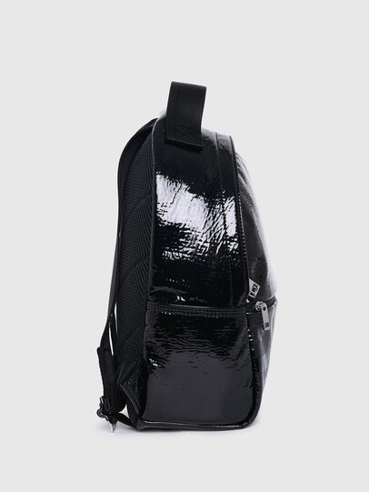 Diesel - F-BOLD BACK FL II, Black - Backpacks - Image 3