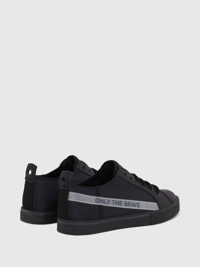 Diesel - S-DVELOWS LC, Black - Sneakers - Image 3