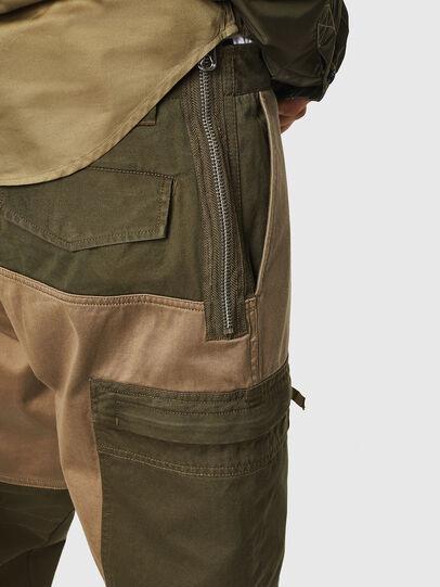 Diesel - P-LUKK, Military Green - Pants - Image 5