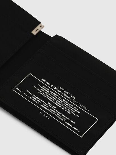 Diesel - HIRESH SP, Black - Small Wallets - Image 5
