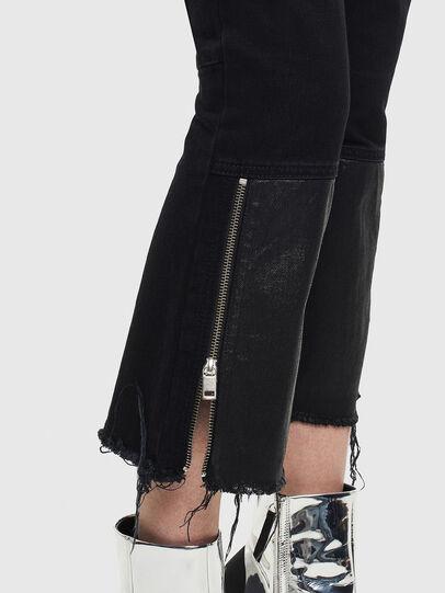Diesel - DE-EARLIE, Black - Pants - Image 3