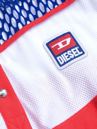 Diesel - DREIA, Red/White - Dresses - Image 3