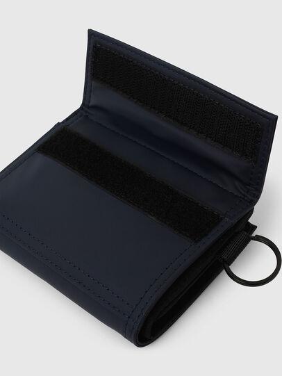 Diesel - YOSHI, Dark Blue - Small Wallets - Image 5