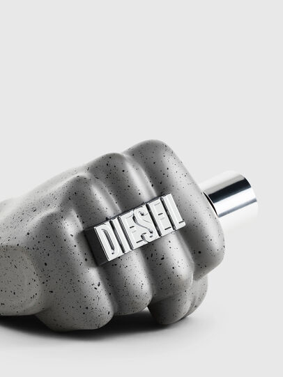 Diesel - ONLY THE BRAVE STREET 125ML, Grey - Only The Brave - Image 3