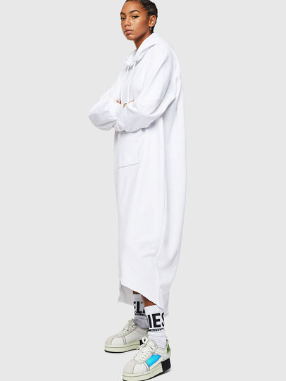 Diesel - D-ILSE-TWIST-COPY, White - Dresses - Image 6